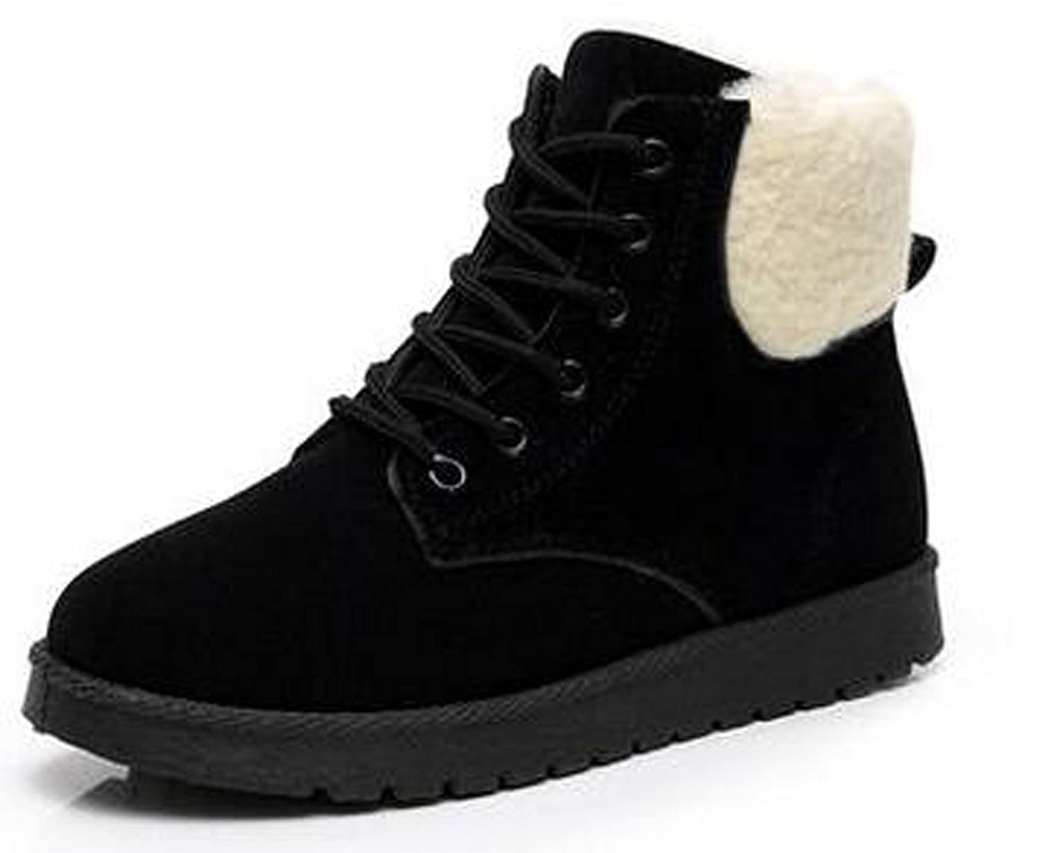 Ankle Foldable Fabric Short Womens Girls Fashion Hot Flat SLip ons Snowboot