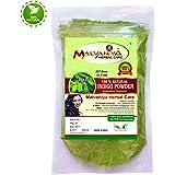 Indigo Powder For Hair | Premium Quality Neel Powder | 100% Natural for Hair Color By Malvaniya Herbal Care