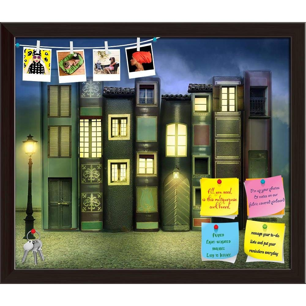 Printed Windows Board With Bulletin Books Doors Artzfolio