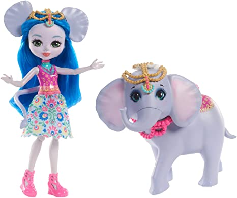 Enchantimals Ekaterina Elephant Dolls