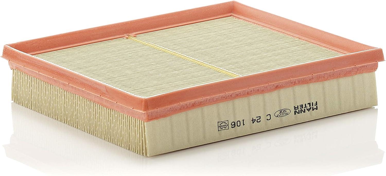 Original Mann Filter Luftfilter C 24 106 Für Pkw Auto