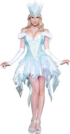 sexy white queen costume
