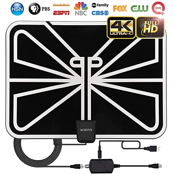 Review Antenna TV Digital HD,