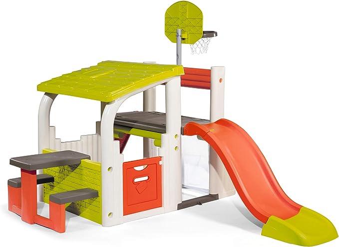 Smoby Fun Center -  Garten Spielplatz