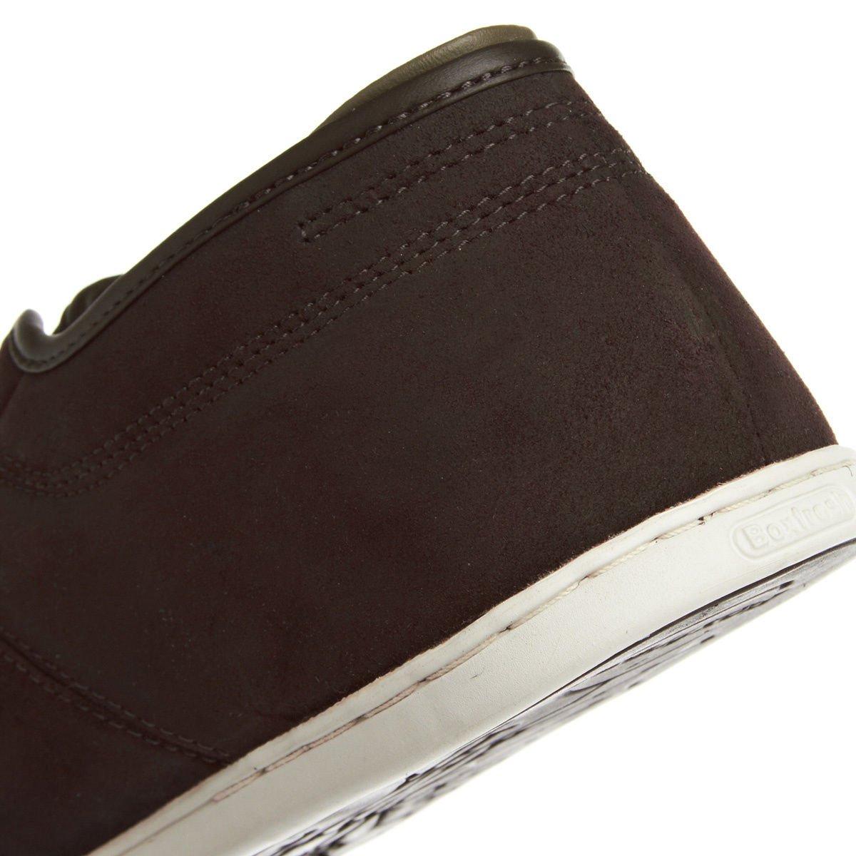 Wxd Sneaker Sparko Dark Sde Cm Boxfresh Men Brown hdsQrtC