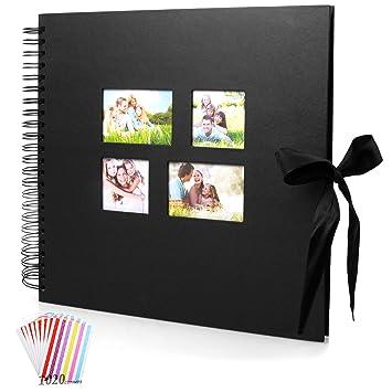 Amazoncom Centerz 12x12 Scrapbook Album With 4 Photo Opening