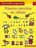Primeros ejercicios de cálculo 5-6 años (Aprendo jugando) - 9788498255157