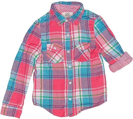 LCKR - Blusa para niña, Talla 9-10 años (134-140 cm), Color ...