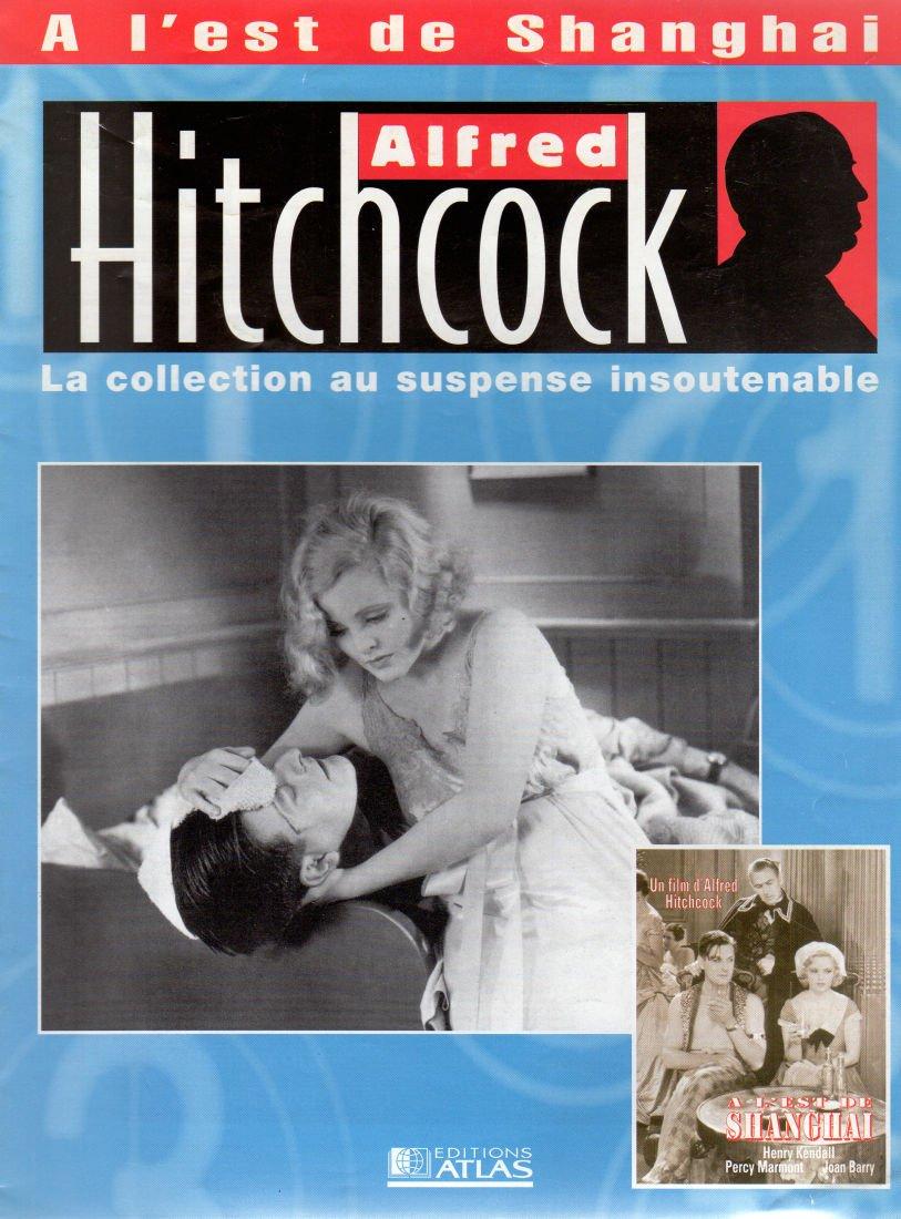 Rich and Strange aka À l'est de Shanghaï (1931) Alfred Hitchcock, la collection au suspense insoutenable(unbearable) VHS magazine