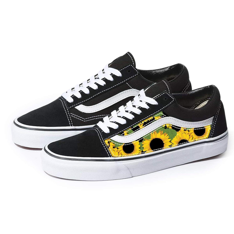 رمز sunflower vans old skool shoes