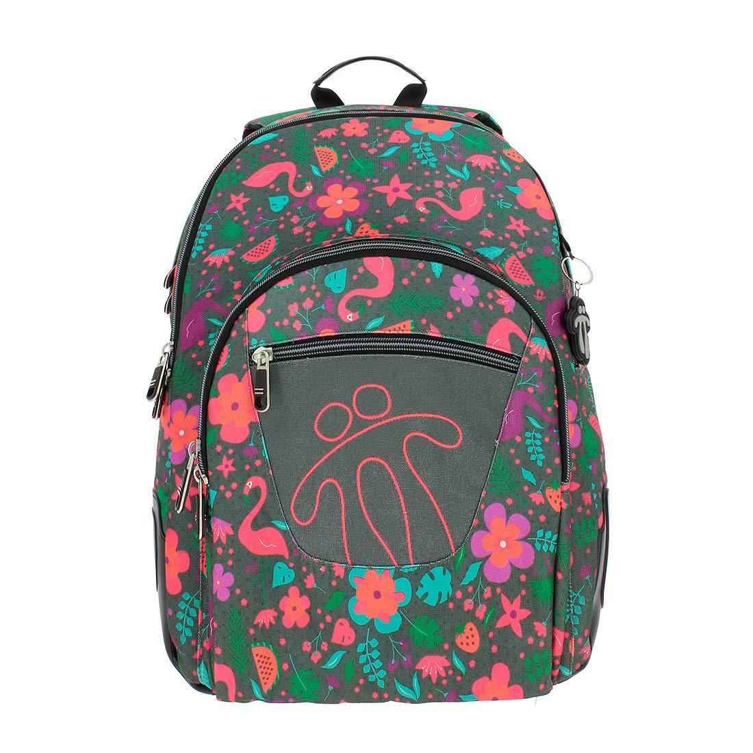 TOTTOスクールバックパック、さまざまな色とサイズの大きな子供用SacàDos Enfants、44 cm、マルチカラー(マルチカラー)   B06Y1TVGCD