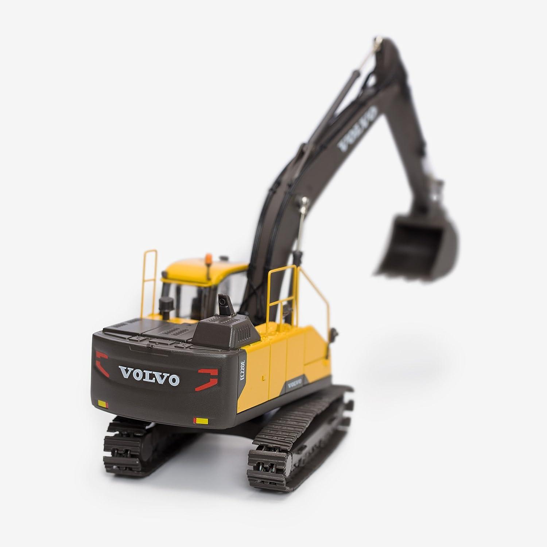 1:50 Volvo Ec220e Bagger Spielzeugautos & Zubehör Sonstige Spielzeug-Baufahrzeuge