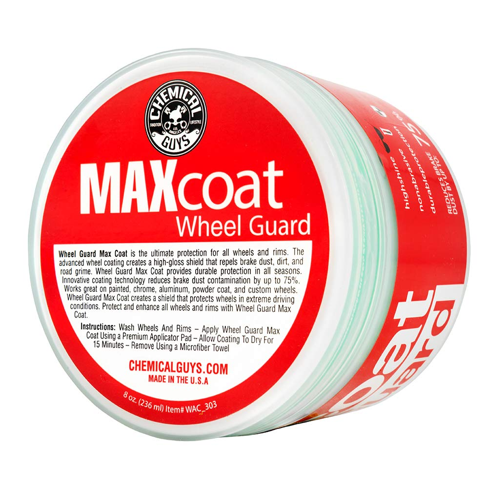 Chemical Guys WAC_303 8-Ounce Wheel Guard Rim and Wheel Sealant by Chemical Guys (Image #2)