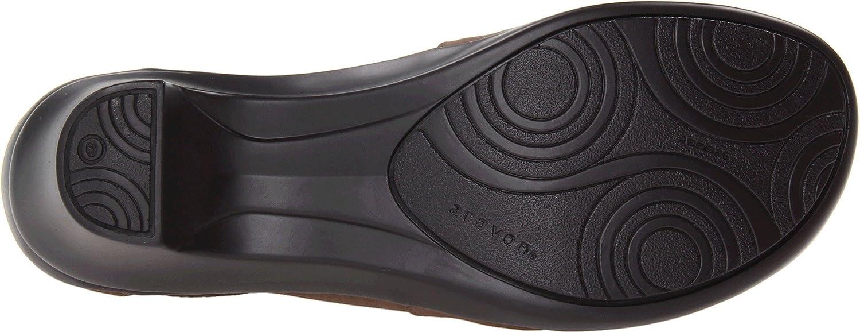 Aravon Damen Mona schwarzes Leder 7 M M M EU afb3d2