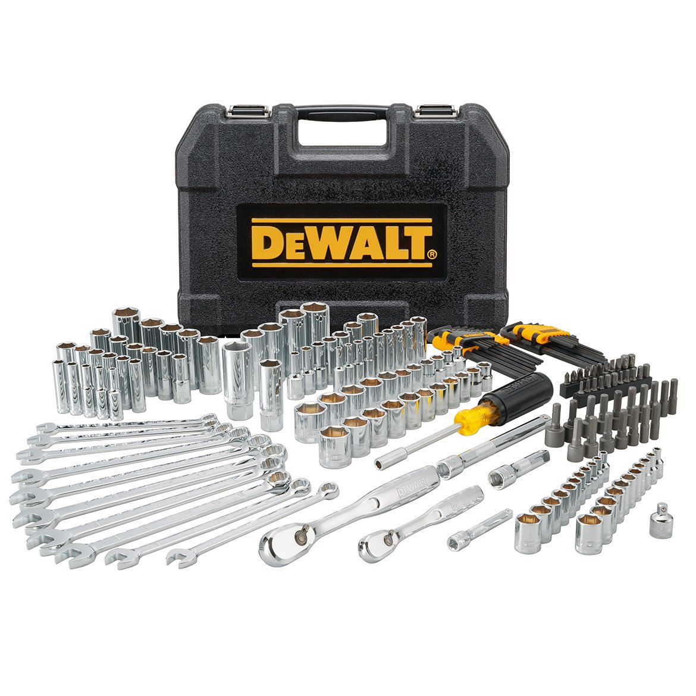 DEWALT Mechanics Tool Set, 172-Piece (DWMT81533) by DEWALT