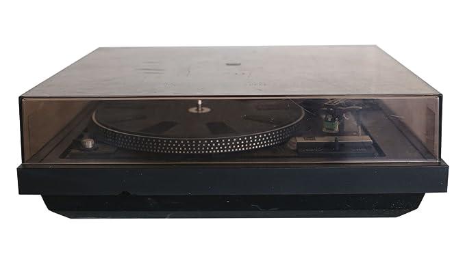 Dual CS 491 Schallplattenspieler en colour negro: Amazon.es ...