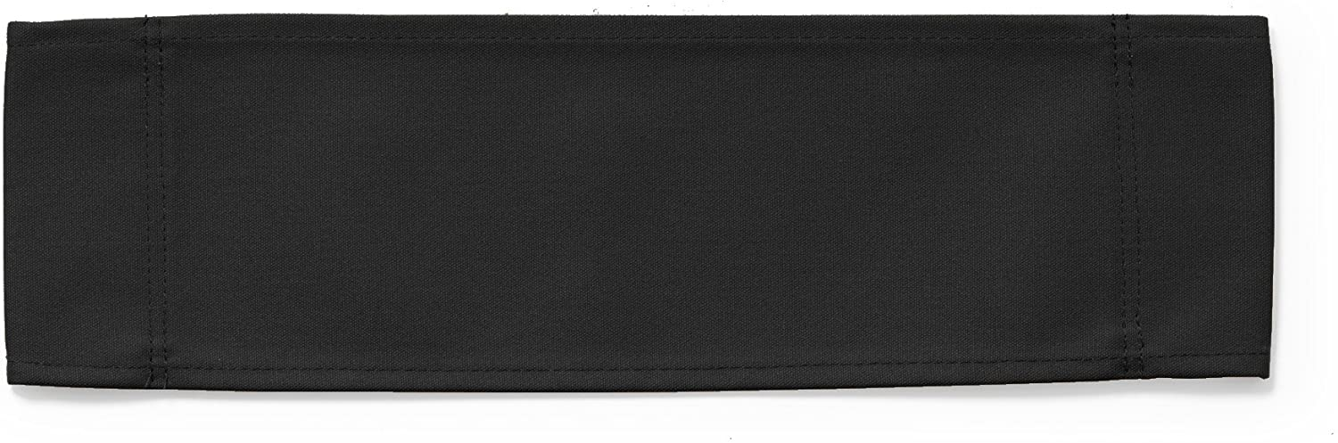 Telescope Casual 3REC05C00 Canvas Director Chair Replacement Cover, Black