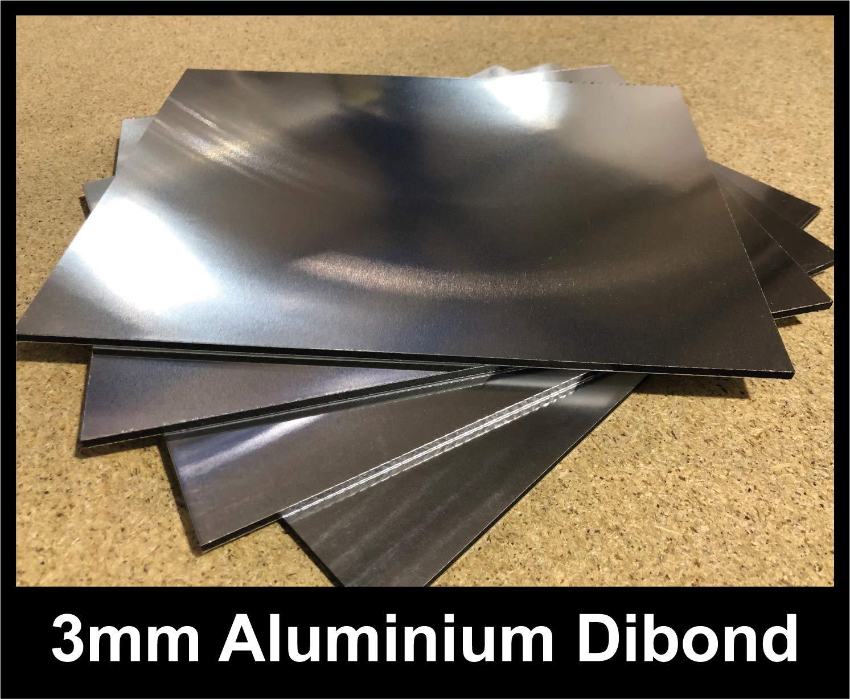 G Signe en Aluminium de 3 mm 200mm x 150mm Panneau de Chemin priv/é
