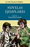 LAS NOVELAS EJEMPLARES DE CERVANTES PARA ESTUDIANTES (Adaptación) (Clásicos para Estudiantes)