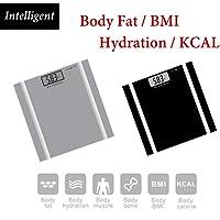 Digital Electronic Bathroom Body Fat Scale 180KG Weight Bmi Water Bone