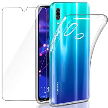 case/coque huawei p smart transparent