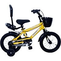 ampa cycles Concept Kid's Cycle (Bright Yellow, 16 Inches, 5-8 Years)