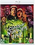 Class of Nuke em High [Dual Format Editions] [Blu-Ray + DVD] [1986] [Region Free]