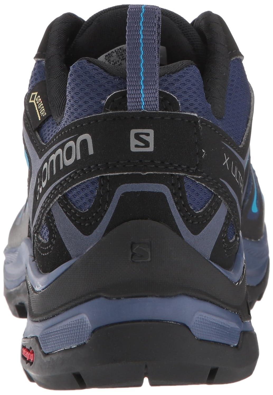 Salomon Women/'s Shoes X Ultra 3 GTX W B//Bk//Haw Fitness