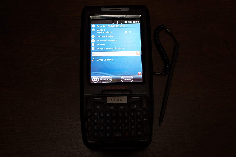 Honeywell_Dolphin_7800 Handheld Terminal Mobile Computer Verison CDMA