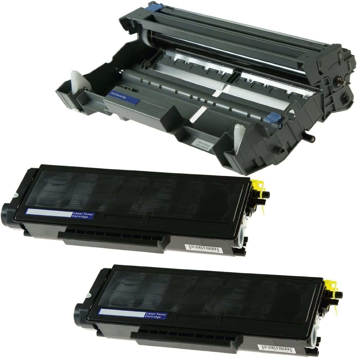 2 Compatibili Tamburo per Brother DCP-8060 DCP-8065DN DCP-8070D DCP-8085DN HL-5240 HL-5250DN HL-5270DN HL-5280DW HL-5340D HL-5350DN HL-5370DW HL-5380DN MFC-8380DN MFC-8460N MFC-8870DW MFC-8890DW