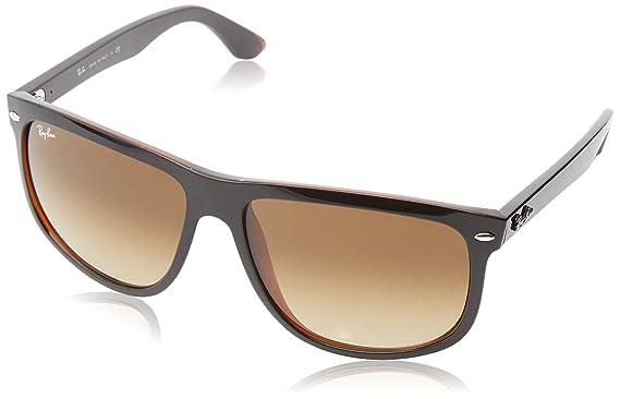 8f870f96c3 Amazon.com  Ray-Ban Mens Gradient Collection Sunglasses (RB4147) Black Grey  Plastic