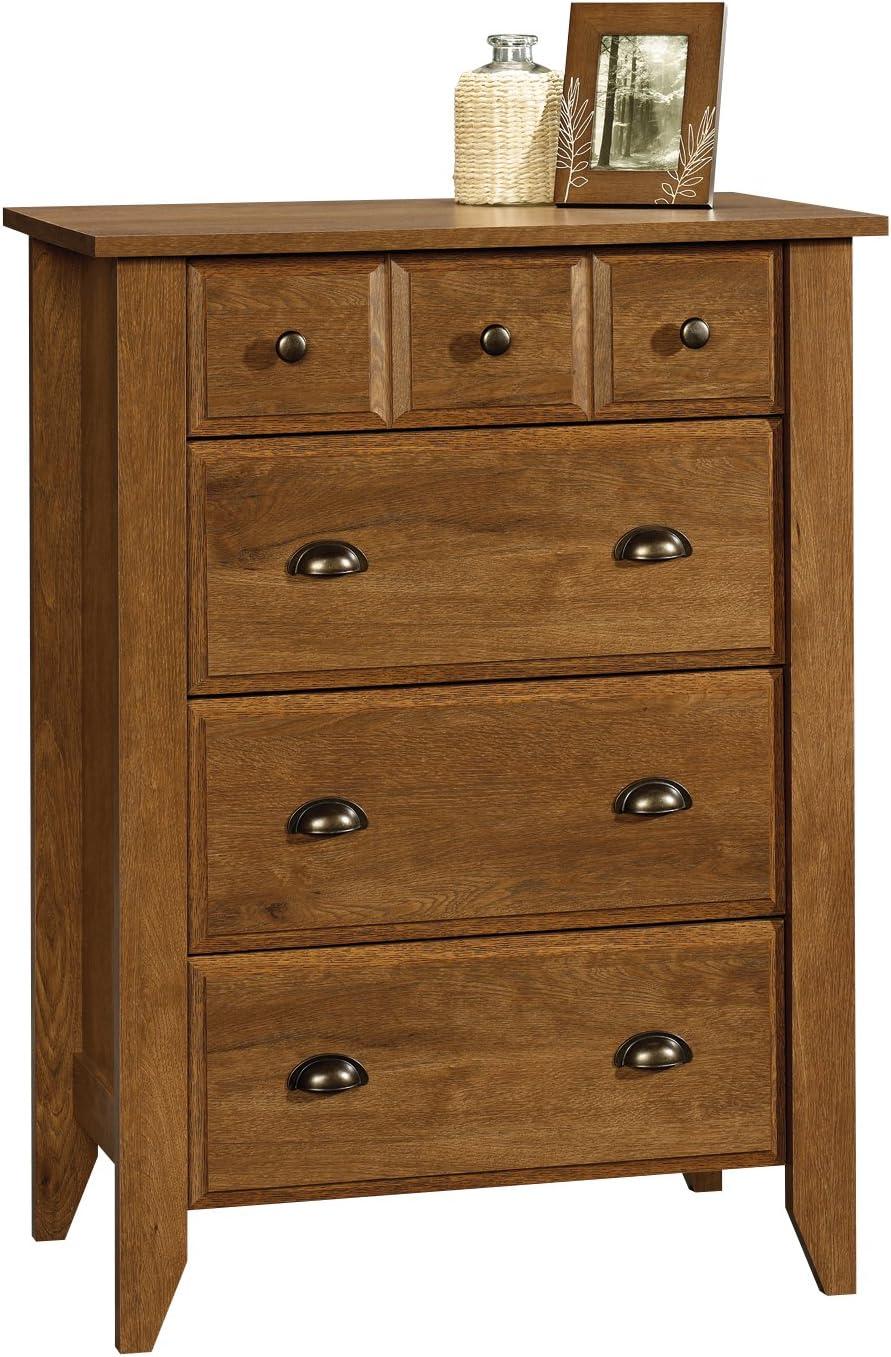 Sauder Shoal Creek 4-Drawer Chest - the best bedroom dresser for the money