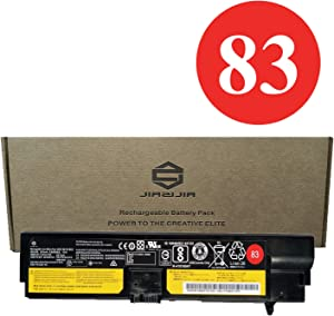 JIAZIJIA 01AV418 Laptop Battery Replacement for Lenovo ThinkPad E570 E570C E575 Series 83 SB10K97575 01AV417 SB10K97574 4X50M33574 82 01AV414 SB10K97571 01AV415 SB10K97572 01AV416 Type-Big 14.6V 41Wh