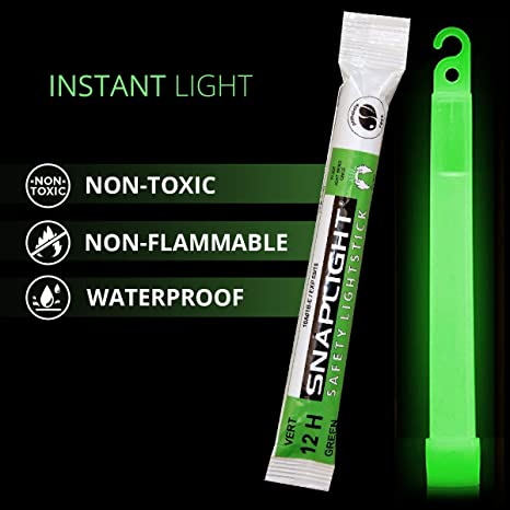 Cyalume KZ-IF8W-ILXA - Barras de luz verde SnapLight Luces ...