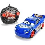 "Dickie Toys 203084009 - ""Cars 3 Turbo Racer Fabulous Lightning McQueen"", RC Fahrzeug, ferngesteuertes Auto, 1:24, 17cm"
