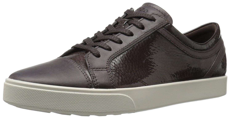 ECCO Women's Gillian Fashion Sneaker B01M9F5LAN 40 EU / 9-9.5 US Shale/Shale
