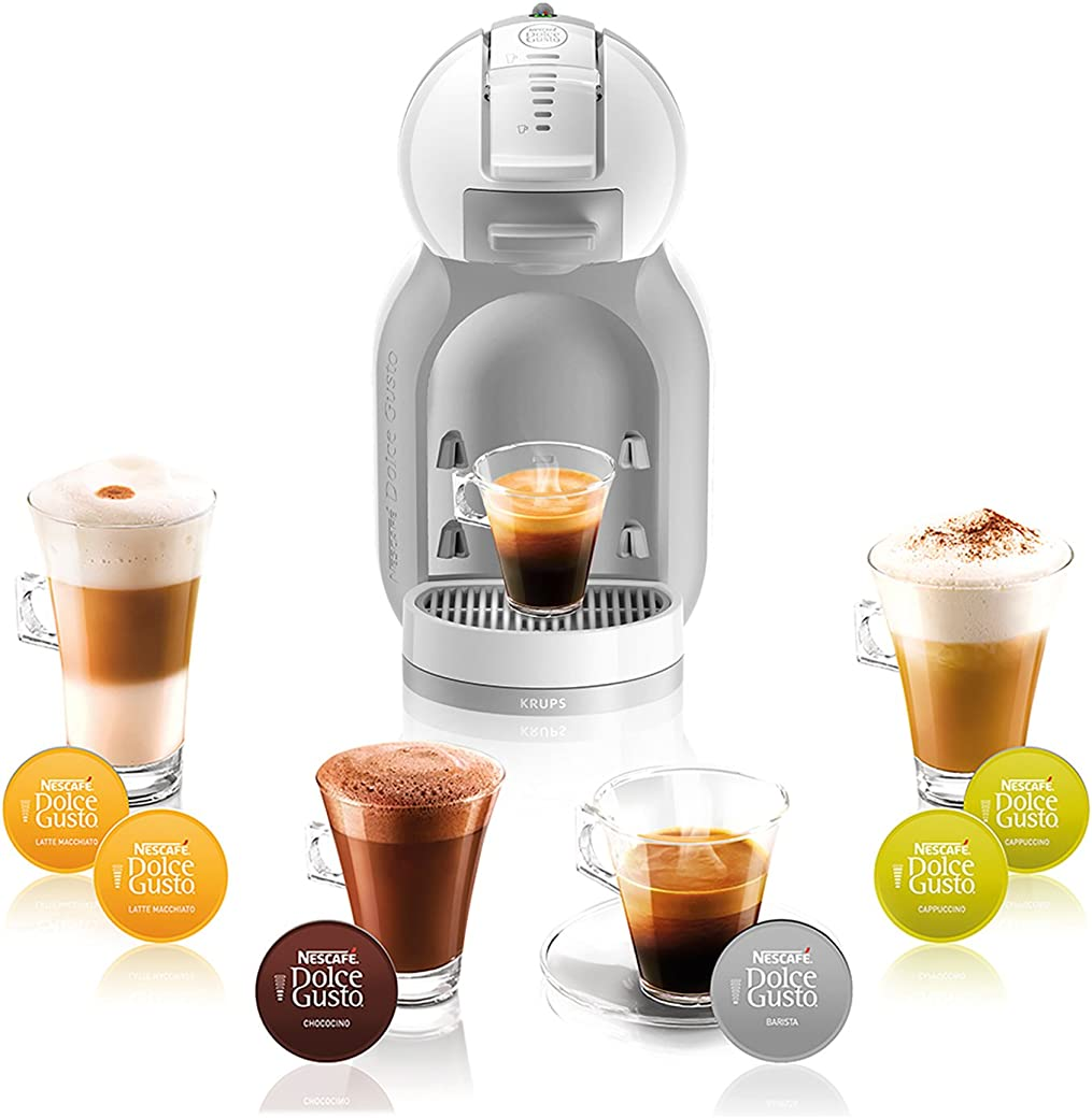 Krups Cafetera Dolce Gusto Mini Me KP1201