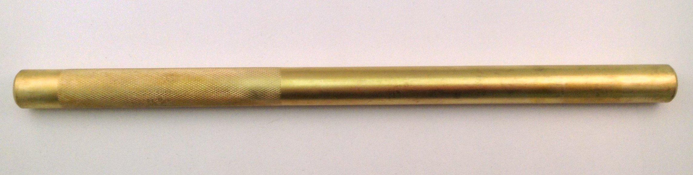 Solid Brass Drift Punch 3/4'' x 11 3/4'' Hand Punch