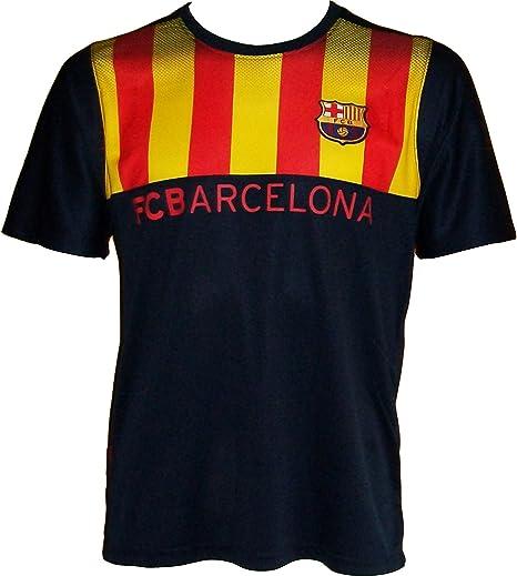 Maillot Supporter Barca – Colección oficial FC Barcelona Fútbol Club Barcelona – para hombre, talla DE adulto, color azul, tamaño small: Amazon.es: Ropa y accesorios