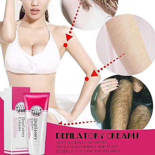 Amazon.com: Depilatory Cream-LuckyFine Painless Epilation Depilatory Cream For Hair Removal, Men Women For Armpit Legs Hair Removal Cream: Beauty