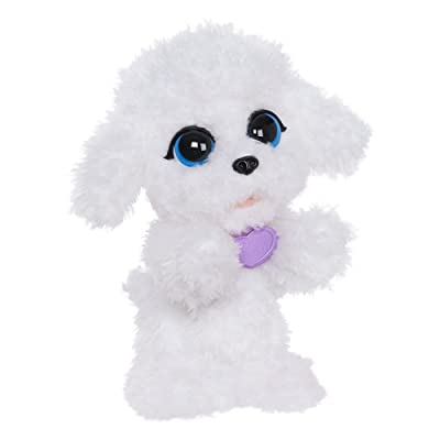 FurReal friends Playful Pets Poppy, My Jumpin' Poodle: Toys & Games