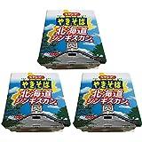 ペヤング 北海道 ジンギスカン風 やきそば 122g×3個