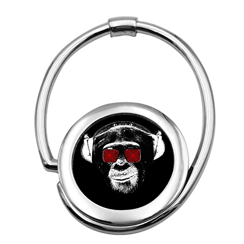Purse Hook Desk Folding Handbag Holder Monkey Travel Purse Holder for Table