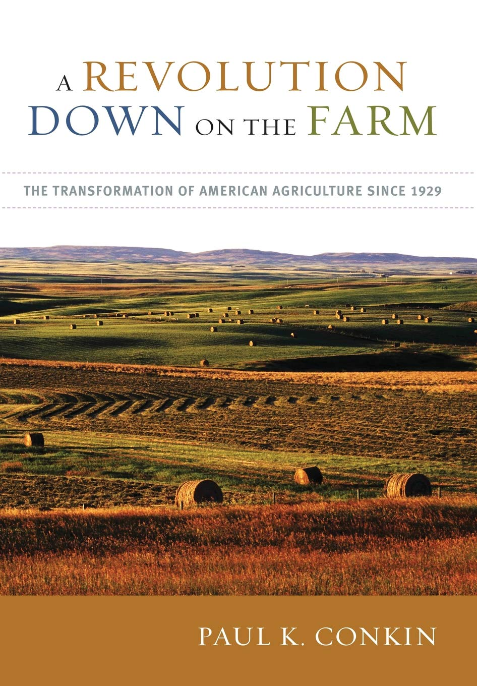 Read Online A Revolution Down on the Farm: The Transformation of American Agriculture since 1929 pdf