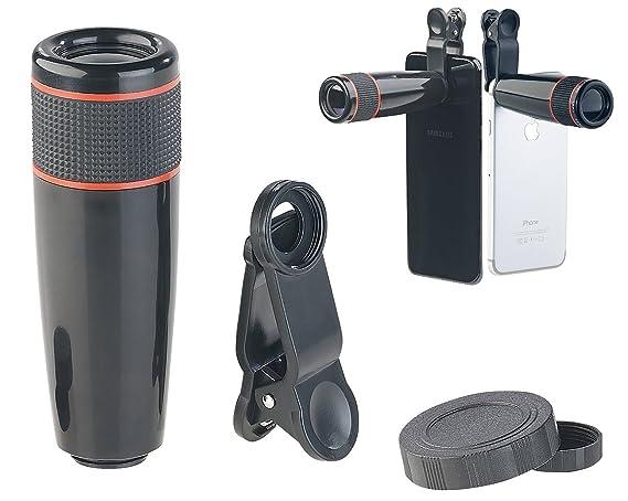 Somikon teleobjektiv smartphone: amazon.de: elektronik