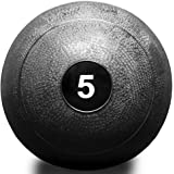 Rep V2 Slam Balls for Strength and Conditioning, Slam Ball Exercises, and Cardio Workouts (5, 10, 15, 20, 25, 30, 35, 40, 45, 50, 60, 70, 100 lbs)