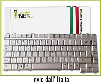 Teclado italiana para 6037b0021702 | pk130180300 | k000049420 ...