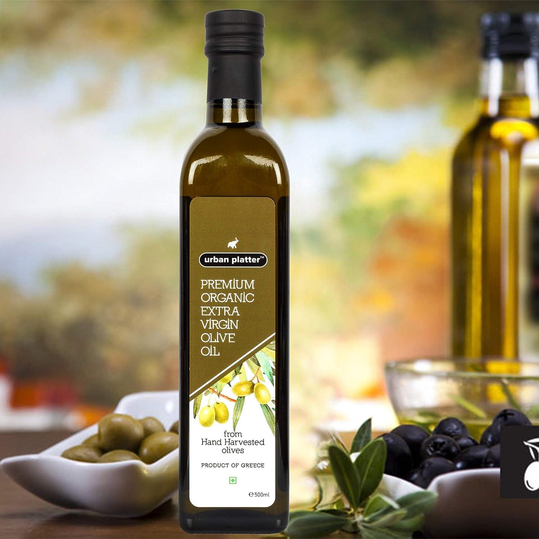 Urban Platter Premium Organic Extra Virgin Olive Oil