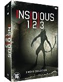Insidious 1 + 2 + 3 - La Trilogie (Coffret 3 DVD) [Import]