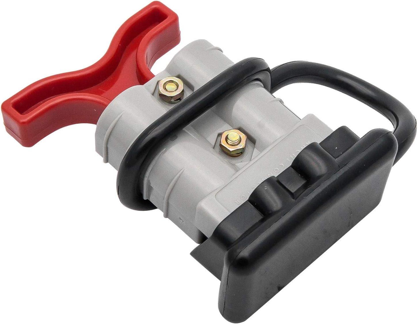 MASO 2Set SB 50 Amp Anderson Plug Style Connecteur Poign/ée T-Bar 600V 12-24V Contacts